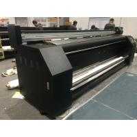 China High Precision Piezo Inkjet Printer With Epson Print Head On Fabric Material wholesale