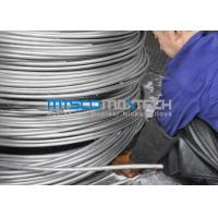 China Bright Annealed Stainless Steel Coiled Tubing For Oil And Gas Industry wholesale