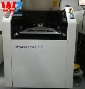 Automatic Mpm Momentum Screen Printer , UP2000 Pcb Stencil Printer