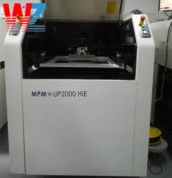 Quality Automatic Mpm Momentum Screen Printer , UP2000 Pcb Stencil Printer for sale