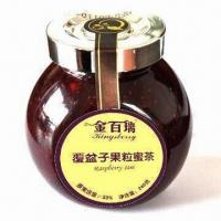 China Healthy Raspberry Jam with Low Sugar on sale