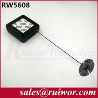 China RW5608 Anti Lost Recoiler | Curved Retractable Pull Box Curved Holding wholesale