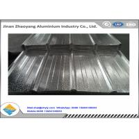 China 0.5mm 0.8mm Galvalume Industrial Corrugated Roofing Sheets H14 H24 H18 H112 wholesale