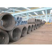 China H08MnA Carbon Steel Welding Wire Rod , High Strength Welding Consumable on sale