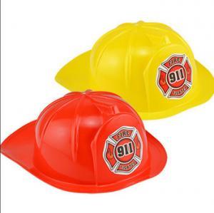 China Plastic Fire Hats, Trooper Hats, EMT Hats on sale