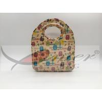 China Multi Colors Teenager Small Picnic Cooler , Personalized Neoprene Lunch Tote wholesale