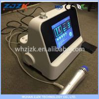 Wholesale 1- 16 HZ Shock Wave Therapy Machine , Extracorporeal Shock Wave Therapy Tennis Elbow Treatment from china suppliers