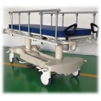 China Adjustable Hydraulic CE&ISO Approved Stretcher Trolley With Silent wheel wholesale