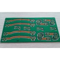 Buy cheap 10 layers Rigid Flex PCB with 1.6mm board thickness different boards in one panel from wholesalers