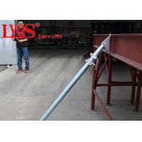 Buy cheap Durable Screw Jack Shoring Posts Push Pull Number 2 Acrow Props Long Service Life from wholesalers
