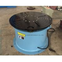 China Adjustable Welding Positioner Turntable 360 Degree Unlimited Rotation For Storage Tanks wholesale
