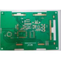 China FR4 Double Sided PCB FR4 PCB Board With Green Solder Mask Custom Printed Circuit Board OEM wholesale