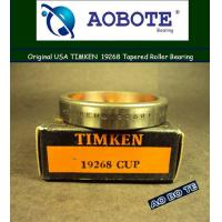 China Double Direction Timken Taper Roller Bearings With Single Row and High Load wholesale