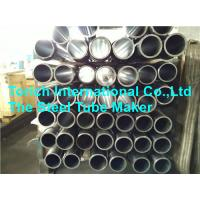 Quality Custom Seamless Cold Drawn Honed Hydraulic Cylinder Tubing 30mm Wall Thickness for sale