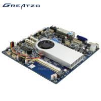 China Industrial Intel I5-5200U CPU Thin MINI ITX Motherboard With 2 Ethernet Ports wholesale