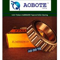 China Automotive Timken Taper Roller Bearings With ABEC 5 OEM Service wholesale