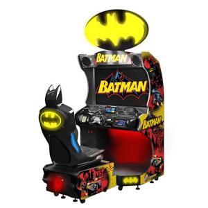 China Batman Simulator Racing Arcade Machine For Kid