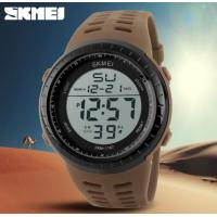 China New Multifunction Men Outdoor 50M Waterproof Big Dial Sport Watch Outdoor Chronograph Watches 1167 wholesale