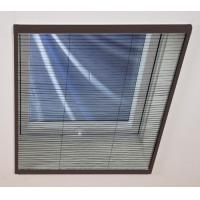 China Aluminium Casement Plisse Net Shades / Window Blind Flyscreen Window wholesale