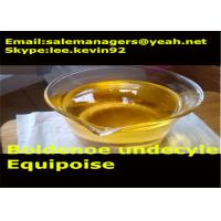 China Injectable Boldenone Steroids / Equipoise Boldenone Undecylenate CAS 13103-34-9 wholesale