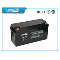China Vrla agm deep cycle gel Sealed Lead Acid Battery 12V 100ah 150ah 200ah wholesale