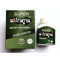 China Super Extreme 100% Herbal Weight Loss Pills Fast Slimming Capsule on sale