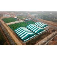 China 40 X 75m Clear Span PVC Aluminum Tent For Sport Events / Football Court wholesale