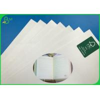 China Jumbo roll 70gsm 80gsm Offset Printing Paper With 80cm 90cm 120cm width wholesale