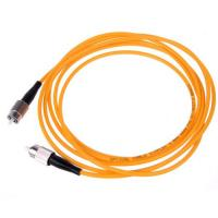 China Fiber Optic Patch Cord FC To FC Multimode Simplex wholesale