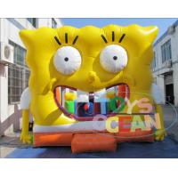 China Durable Slide Fun Inflatable Bouncer Combo For Kids Security Waterproof wholesale