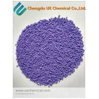 China Purple speckles for washing powdersodium sulfate color speckles for detergent, wholesale