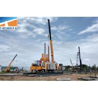 China Building Construction Piling Machine ZYC280 T - WORKS High Piling Speed wholesale