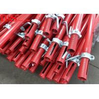 Quality High Load Building Support Props , Scaffolding Prop Jack  For Vertical Shoring Reshores for sale