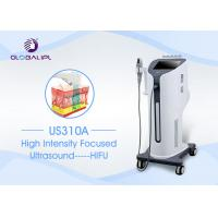 China Popular Hifu Machine Fast Wrinkle Removal Face Lift Double Chin Removal Body Shaping Machine wholesale