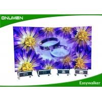 China 16Pcs Totem LED Display Outdoor Video Screen Module 1500Cd / M² 250x250 MM wholesale