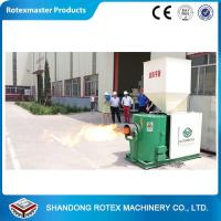 China Energy Saving Biomass Pellet Burner / Wood Pellets Burner for drying system use wholesale