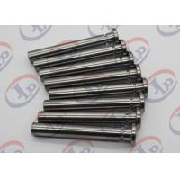 Buy cheap Carbon Steel CNC Turned Parts 10*46mm Small Q345 Steel Shaft Pins + - 0.1 Mm Tolerance from wholesalers