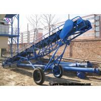 China Horizontal Or Inclined Belt Conveyor For Truck Loading For Industry Handling on sale