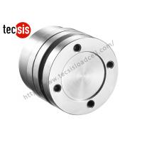 China Stainless Steel Press Strain Gauge Load Cell Sensor With High Capacity 500kg wholesale