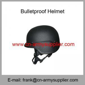 Wholesale Cheap China Police NIJ IIIA Army Bulletproof Helmet Equipment
