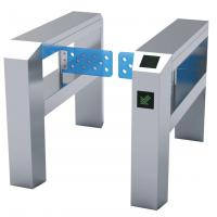 China AC 220V RS485 electric Swing Barrier automatic electronic gates for driveways wholesale