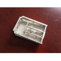 China 6063 Aluminum Sandblasting oxidation 4 Axis CNC Machining Parts Aluminum Enclosure wholesale