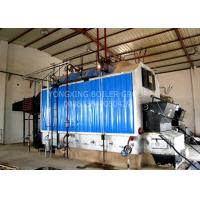 China 8 Ton Coal Fired Steam Boiler With Energy Saving Light Chain Grate ISO9001 Certification on sale