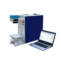 Buy cheap 20W Stainless Steel Engraving System Fiber Laser Marking Machine from wholesalers