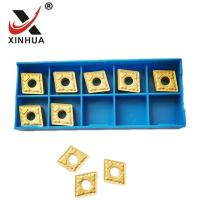 Quality CNC Tools Carbide Turning Inserts CNMG120408 For Mild Steel , Long Life Time for sale