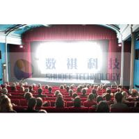 China Rain / Wind / Lightning XD Theatre with Dynamic 3-DOF Platform wholesale