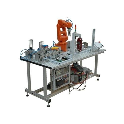 Quality 24VDC Visual Robot Trainer 3Kg  Industrial 4.0 Robot Trainer for sale