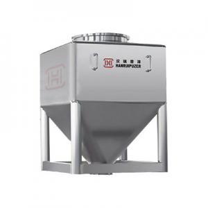 China CE No Residual Corner SS316 150L Mobile Tank wholesale