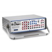 China Variable Battery Simulator Protection Relay Testing With Online Vector Display wholesale
