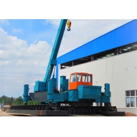 China 60KW 2800KN Hydraulic Static Pile Driver For Vibration Control Areas wholesale